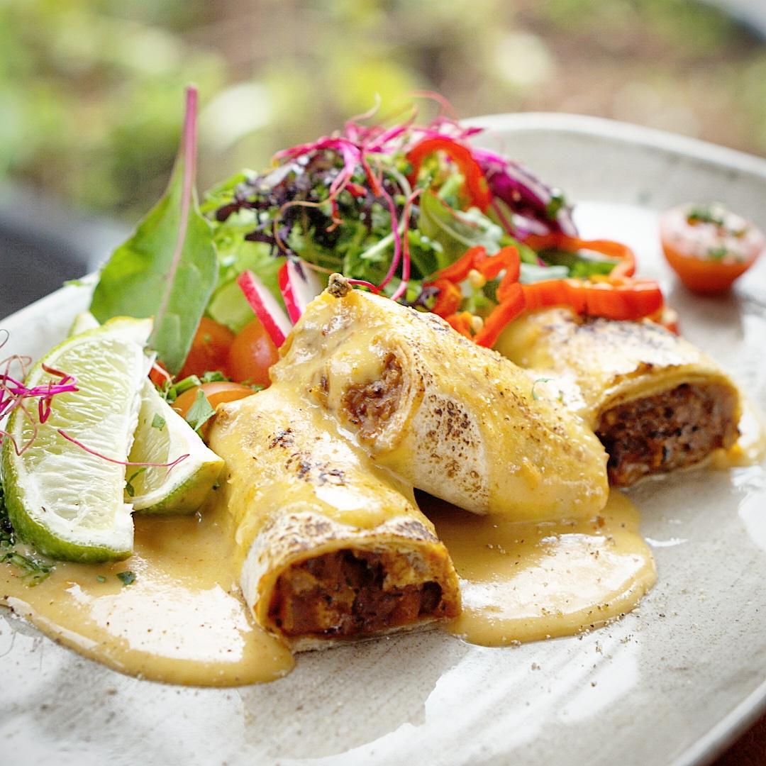Vegane Enchilada