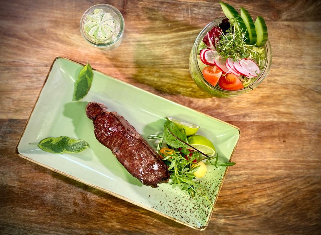Blesius Garten Steak