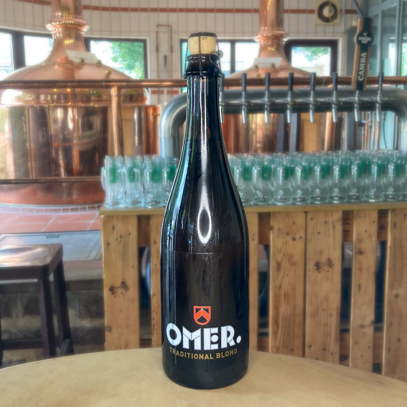 OMER - Traditional Blond - 0,75l